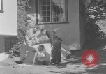 Image of Backyard fallout shelter United States USA, 1950, second 8 stock footage video 65675043805