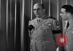 Image of General Jean De Lattre De Tassigny Indochina, 1951, second 9 stock footage video 65675043811