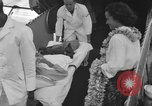 Image of Wounded French troops Oahu Hawaii USA, 1954, second 8 stock footage video 65675043817