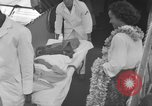Image of Wounded French troops Oahu Hawaii USA, 1954, second 9 stock footage video 65675043817
