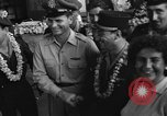 Image of French troops returning from Indochina Oahu Hawaii USA, 1954, second 3 stock footage video 65675043819