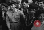Image of French troops returning from Indochina Oahu Hawaii USA, 1954, second 4 stock footage video 65675043819