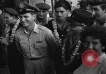 Image of French troops returning from Indochina Oahu Hawaii USA, 1954, second 5 stock footage video 65675043819