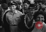 Image of French troops returning from Indochina Oahu Hawaii USA, 1954, second 6 stock footage video 65675043819