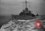 Image of German Destroyer Flotilla Bay of Biscay, 1940, second 5 stock footage video 65675043842