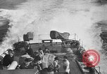 Image of German Destroyer Flotilla Bay of Biscay, 1940, second 8 stock footage video 65675043842