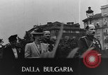 Image of King Boris III of Bulgaria Sofia Bulgaria, 1940, second 3 stock footage video 65675043845