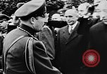 Image of King Boris III of Bulgaria Sofia Bulgaria, 1940, second 12 stock footage video 65675043845