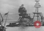 Image of attack on Pearl Harbor Hawaii USA, 1941, second 3 stock footage video 65675043848