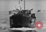 Image of convoy of Allied troop transports France, 1944, second 2 stock footage video 65675043858