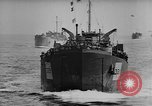 Image of convoy of Allied troop transports France, 1944, second 6 stock footage video 65675043858