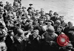 Image of convoy of Allied troop transports France, 1944, second 7 stock footage video 65675043858