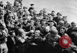 Image of convoy of Allied troop transports France, 1944, second 8 stock footage video 65675043858
