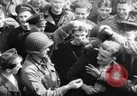 Image of convoy of Allied troop transports France, 1944, second 12 stock footage video 65675043858
