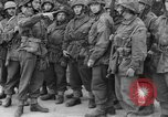 Image of British troops France, 1944, second 4 stock footage video 65675043859