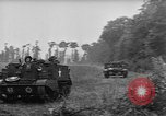 Image of British troops France, 1944, second 3 stock footage video 65675043860