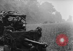 Image of British troops France, 1944, second 12 stock footage video 65675043860