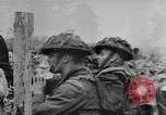 Image of British troops France, 1944, second 1 stock footage video 65675043861