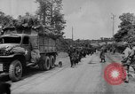 Image of German prisoners marched double time France, 1944, second 1 stock footage video 65675043862