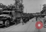 Image of German prisoners marched double time France, 1944, second 2 stock footage video 65675043862