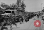 Image of German prisoners marched double time France, 1944, second 4 stock footage video 65675043862