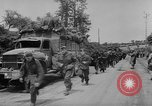Image of German prisoners marched double time France, 1944, second 5 stock footage video 65675043862