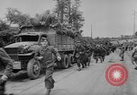 Image of German prisoners marched double time France, 1944, second 6 stock footage video 65675043862