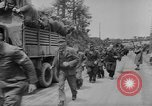 Image of German prisoners marched double time France, 1944, second 8 stock footage video 65675043862