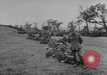 Image of German prisoners dig graves for American soldiers France, 1944, second 2 stock footage video 65675043863
