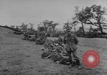 Image of German prisoners dig graves for American soldiers France, 1944, second 3 stock footage video 65675043863