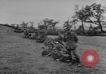 Image of German prisoners dig graves for American soldiers France, 1944, second 5 stock footage video 65675043863