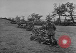 Image of German prisoners dig graves for American soldiers France, 1944, second 7 stock footage video 65675043863