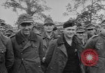 Image of German prisoners dig graves for American soldiers France, 1944, second 9 stock footage video 65675043863