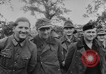 Image of German prisoners dig graves for American soldiers France, 1944, second 11 stock footage video 65675043863