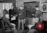 Image of Brigadier General Hershey Washington DC USA, 1942, second 11 stock footage video 65675043864