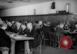 Image of Older American men register for Selective Service in World War 2 Washington DC USA, 1942, second 7 stock footage video 65675043866