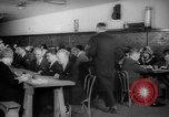 Image of Older American men register for Selective Service in World War 2 Washington DC USA, 1942, second 11 stock footage video 65675043866