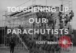 Image of United States paratroopers Fort Benning Georgia USA, 1942, second 5 stock footage video 65675043869