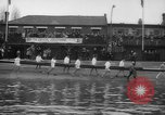 Image of 110th renewal rowing classic London England United Kingdom, 1964, second 11 stock footage video 65675043879