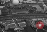 Image of Worlds Fair opening and closing ceremony Flushing Meadows Corona Park, 1939, second 8 stock footage video 65675043880