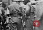 Image of wounded British soldier on stretcher United Kingdom, 1940, second 9 stock footage video 65675043882