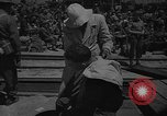 Image of war weary British troops Egypt, 1941, second 7 stock footage video 65675043884