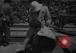 Image of war weary British troops Egypt, 1941, second 8 stock footage video 65675043884