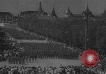 Image of ongoing parade Bangkok Thailand, 1941, second 4 stock footage video 65675043886