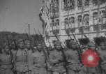 Image of ongoing parade Bangkok Thailand, 1941, second 9 stock footage video 65675043886