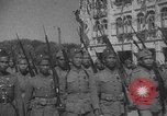 Image of ongoing parade Bangkok Thailand, 1941, second 10 stock footage video 65675043886