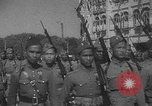 Image of ongoing parade Bangkok Thailand, 1941, second 11 stock footage video 65675043886