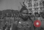 Image of ongoing parade Bangkok Thailand, 1941, second 12 stock footage video 65675043886