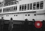 Image of SS America Ship New York City USA, 1941, second 10 stock footage video 65675043887
