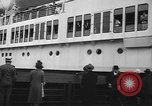 Image of SS America Ship New York City USA, 1941, second 11 stock footage video 65675043887